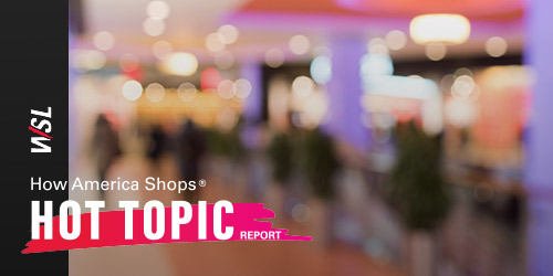 Hot Topic Reports: Retailer Shoppers